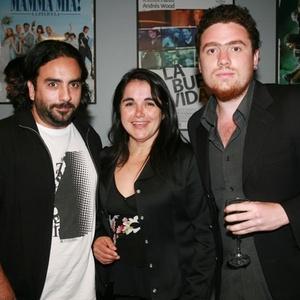 Eduardo Villalobos, Liliana Pasutti y Samuel Sotomayor