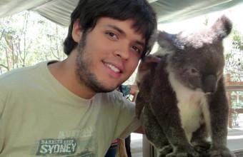 Fernando Silva parte a Australia para perfeccionarse en animación digital