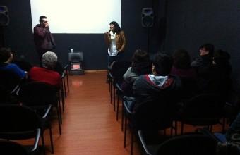 La chupilca impresionó en Ciclo de Cine de El Bosque
