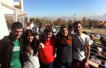 Nuevos estudiantes de intercambio arriban a la Facultad de Comunicaciones