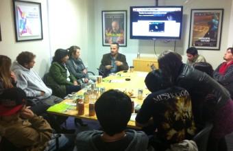 Largometrajes de egreso: lo más comentado en Charla Vip