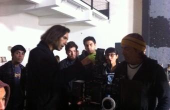 Estudiantes de Cine UDD asistieron a filmación de dos spots televisivos