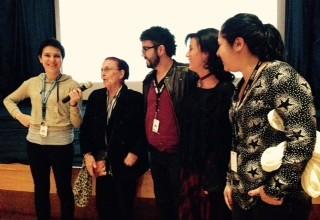 Un aplaudido estreno a sala llena tuvo la madre del cordero en Valdivia