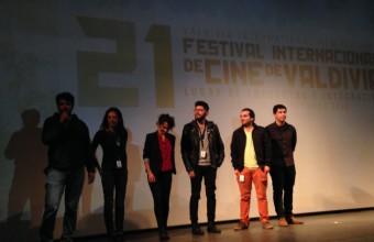 Vaivén fue de los cortos más aplaudidos en Valdivia