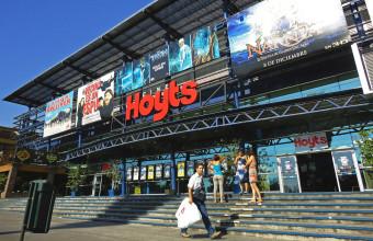 Cine UDD logra acuerdo con Fox y Hoyts
