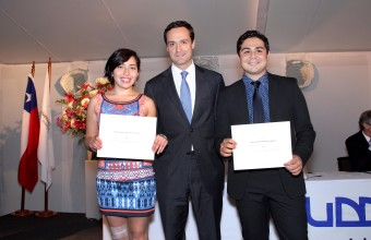 Cine UDD recibió sus premios de Excelencia