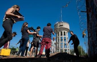 Rodaje Transversal dejó un registro patrimonial de comuna El Bosque