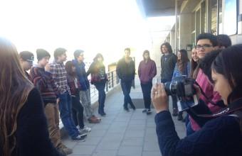 Taller Preu comenzó con más de 30 alumnos