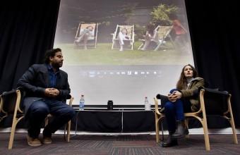La voz en off cerró Ciclo de Cine Chileno UDD