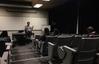 Hernán Musaluppi realizó charla para productores en Cine UDD
