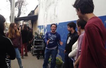 Curso Taller de Realización VI en filmación de serie Ramona