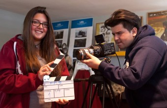 Explora UDD invita a conocer cómo se hacen las películas