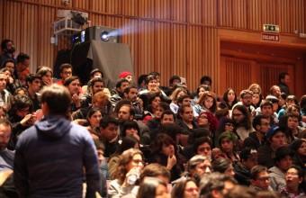 Estudiantes de Cine UDD acompañarán a 7 Semanas en FICValdivia