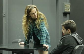 El día en que Alessandra Guerzoni actuó en Cine UDD