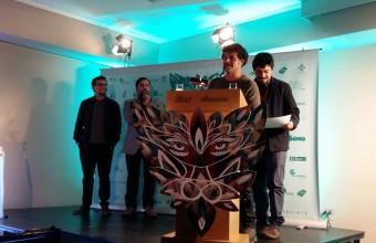La sombra del roble obtuvo premio en Festival Internacional Biobío Cine