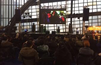 Corto de Cine UDD se exhibió en Tecné