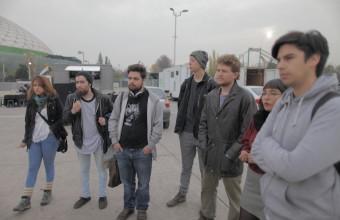 """Educación en Terreno: Cine UDD en los rodajes de """"Pega Martín pega"""" y """"Johnny Cien Pesos 2"""""""