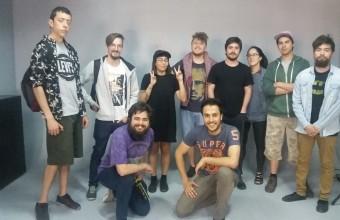Estudiantes de Cine UDD realizan Internado en Cinestación