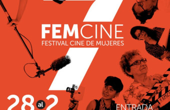 Conoce las actividades de FEMCINE: invitadas internacionales, talleres y seminarios
