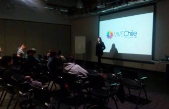 Educación en Terreno: Cine UDD visitó Fundación Vive Chile de VTR