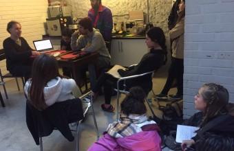 Educación en Terreno: Cine UDD en Kiné Imágenes