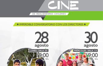 Premiadas películas se exhibirán en nuevo Ciclo de Cine Chileno UDD
