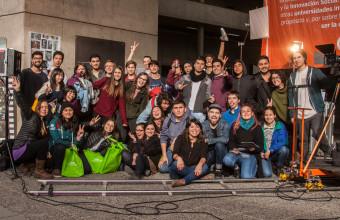 Explora UDD: Estudiantes de colegio manejaron equipos profesionales
