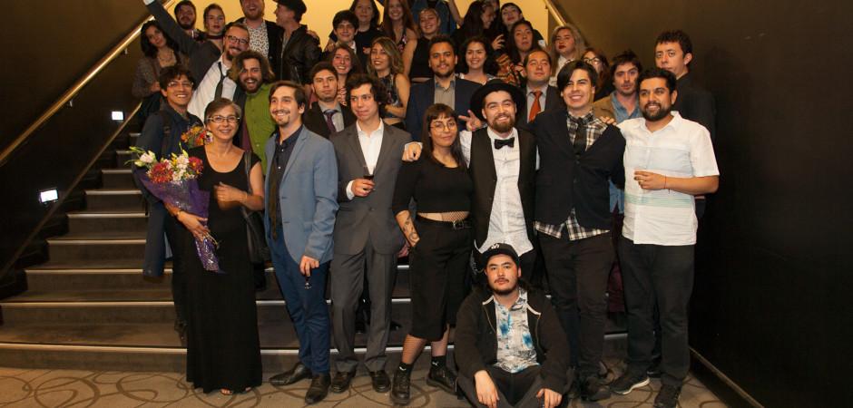 Registro Fotográfico del Avant Premiere en el Cine Hoyt de la Reina de la pelícuña Sumergida. en Santiago: 04/12/2017. Fotógrafo Valentino Saldivar.
