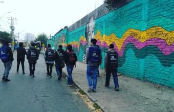 Conoce el desafío video Fundación junto al barrio y su intervención en Estación Central