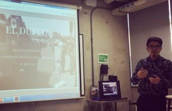 Semana I: Desafío de Periodismo y Cine analizó la representación del duelo en los medios