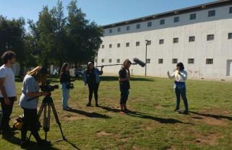 Semana I en Cine UDD: proyecto de realidad virtual para reos llevó a alumnos UDD a Valparaíso