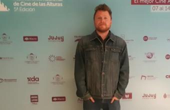 Andrés Finat en Festival de Cine de Jujuy:
