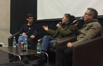 """Perut & Osnovikoff: """"La realidad es más compleja que el diálogo entre dos personas"""""""