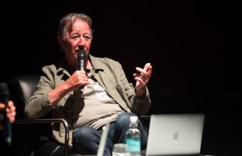 """Jorge Arriagada: """"Recomiendo a los músicos jóvenes trabajar con los cineastas de su generación"""""""