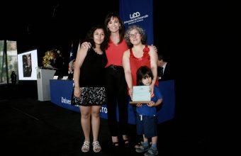 Un nuevo premio Profesor de Excelencia se suma al legado de Rafael Millán