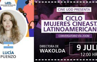 Lucía Puenzo cierra ciclo Nuevo Cine Mujeres Latinoamericanas