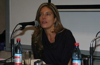 Mónica Rincón y su visión periodística del terremoto
