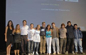 Escuela de Publicidad UDD elegida la Mejor del Año 2009