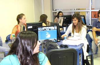 Taller de Audio Digital para alumnos de Periodismo