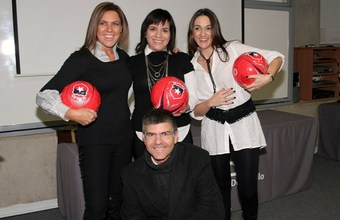 Seminario Futbolero Lado B: las mujeres se empoderan de la pelota