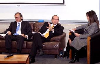 Seminario sobre Transparencia Corporativa