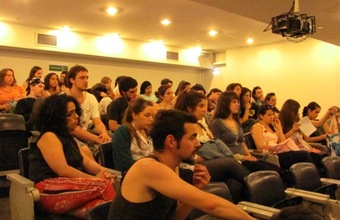 Encuentro de Teatro UDD  con Premios Nacionales