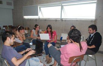 Alumnos de Publicidad UDD se lucen en STRESS 2010