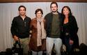 Christian Borgeaud, Loreto Daza, Albert Schalscha y Carolina Mardones