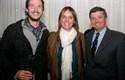 Raimundo del Sante, Francesca Bonatty y William Phillips