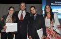 Alumnos de Cine premiados