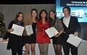 Alumnos de Publicidad premiados