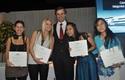 Alumnos de Teatro premiados