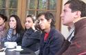 Alumnos de Periodismo UDD