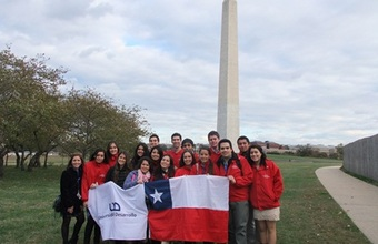 Alumnos de Periodismo viajan a Washington D.C.